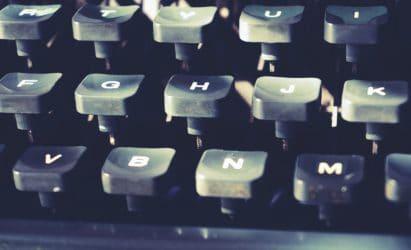 Wann schreibt man eigentlich so einen Roman?