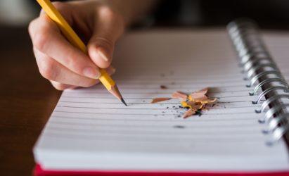 Von Schreibblockaden und Selbstzweifeln